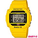 CASIO BABY-G 20周年紀念錶款 BGD-500-9