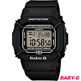 CASIO BABY-G 20周年紀念錶款 BGD-500-1