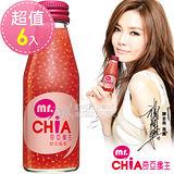 mr.CHiA奇亞纖生 濾動美身飲-綜合莓果口味6瓶
