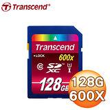 Transcend 創見 128G SDXC UHS-I 600X (Class 10) 記憶卡