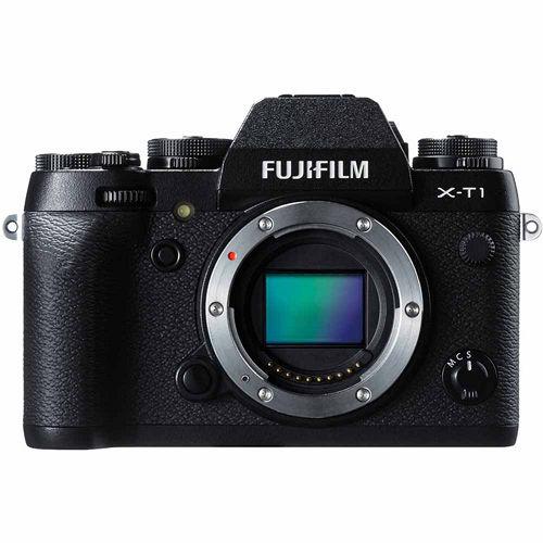 FUJIFILM X-T1 機身 (公司貨).-送32GC10高速卡+相機包+專用鋰電池+HDMI線+讀卡機+保護貼+原廠戶外腳架