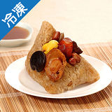 饗城帝王鮑魚粽5粒/包