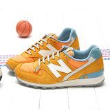 NewBalance女款經典復古運動休閒鞋NBWR996CF