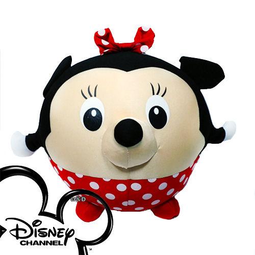 ~ 迪士尼  ~12吋可愛米妮頭形抱枕