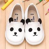 【童鞋城堡】小熊貓小童帆布休閒鞋KS14611