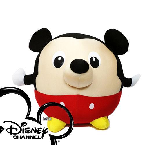 ~ 迪士尼  ~12吋可愛米奇頭形抱枕
