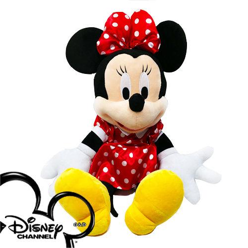 ~ 迪士尼  ~27 吋可愛米妮絨毛玩偶