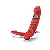◆PHILIPS◆飛利浦無線電話(紅) M5501WR