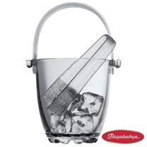 土耳其Pasabahce珠底玻璃冰桶P53628
