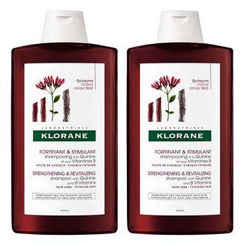 KLORANE蔻蘿蘭 養髮洗髮精400ml (2入特惠)