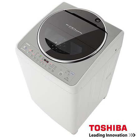 TOSHIBA東芝SDD 變頻15公斤洗衣機 尊爵灰 AW-DC15WAG