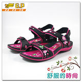 【G.P】時尚精美高雅涼鞋~G9164W-15(黑桃色)共二色
