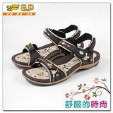 【G.P】時尚精美高雅涼鞋~G9164W-30(咖啡色)共二色