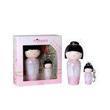 Kokeshi Lotus 美麗娃娃女性淡香水 50ml+香水鑰匙圈