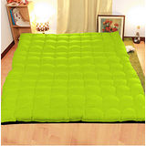 【KOTAS】QQ防潑水記憶床墊雙人-綠