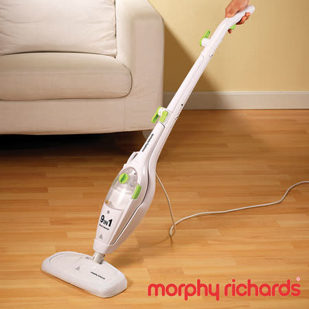 『Morphy Richards』9合1複合式蒸氣拖把
