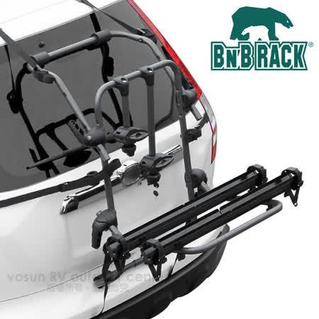 【BN'B RACK 美國熊牌】滑槽式攜車架(附鎖).平台式單車攜帶架/BC-6315-2S
