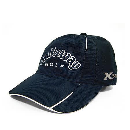Callaway 高爾夫休閒帽-藍