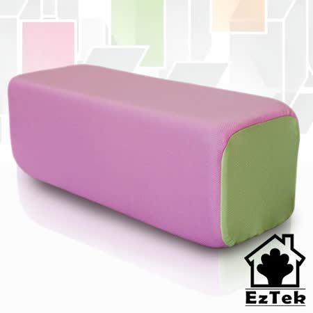 [輕鬆睡-EzTek] Toast瘋時尚低反發吐司枕-粉紅色