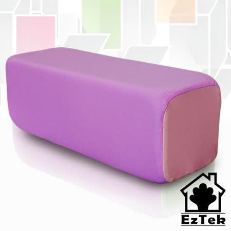 [輕鬆睡-EzTek] Toast瘋時尚低反發吐司枕-淡紫色