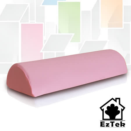 [輕鬆睡-EzTek] 竹炭釋壓記憶足枕- 粉紅色