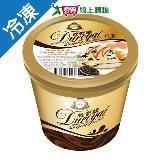 杜老爺ENJOY冰淇淋-玫瑰鹽焦糖700±15g/桶