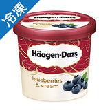 Haagen-Dazs哈根達斯藍莓冰淇淋100ML