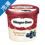哈根達斯 冰淇淋迷你杯 藍莓 100ml