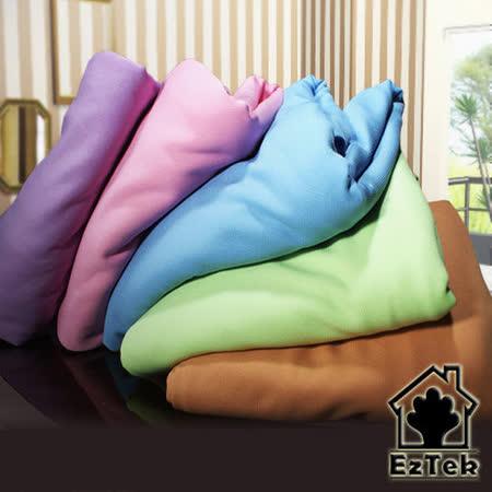 [輕鬆睡-EzTek]薄墊專用吸濕排汗布套(9.10.11)-單人加大