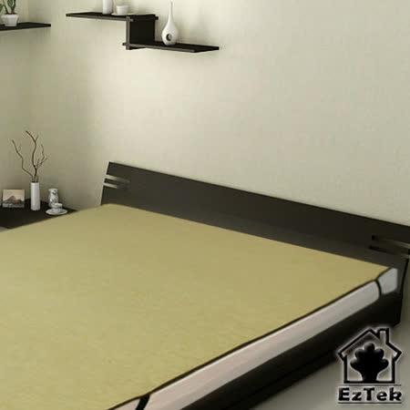 [輕鬆睡-EzTek] 涼感!和風紙纖蓆-雙人(草綠色)