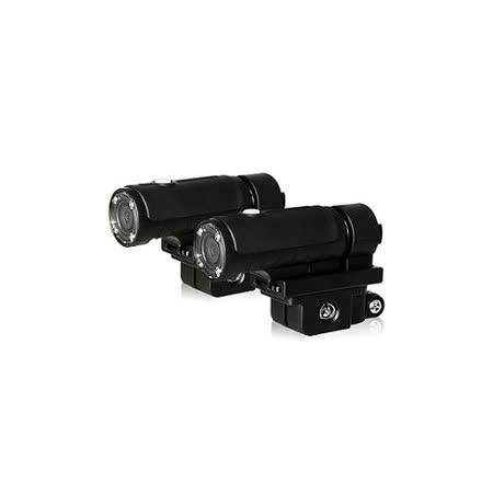 騎士S HD 720P高畫質 機車行車記錄器-雙鏡組同鎖心款 (送兩張8G記憶行車紀錄器車禍卡)