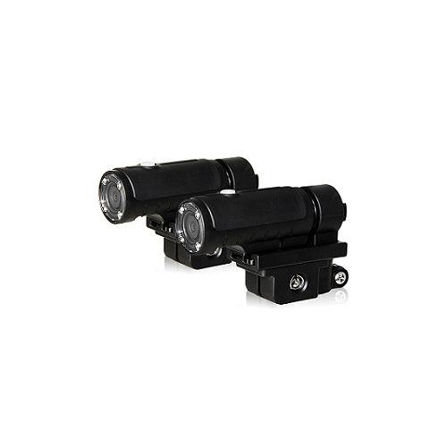 騎士S HD 720P高畫質 機車行車記錄器-雙鏡組同鎖心款 (送兩張8G記憶行車紀錄器 位置卡)