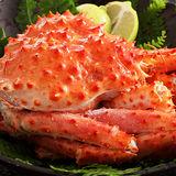 【上野物產】熟凍智利帝王蟹(1300g土8%/隻)