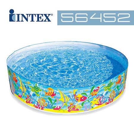 【INTEX】海洋圖案泳池 (56452)