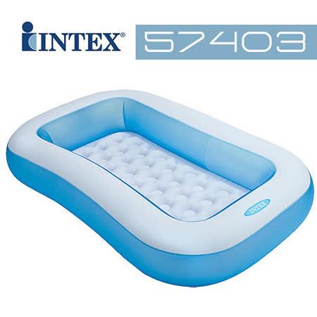 【INTEX】長方形幼兒水池 (57403)