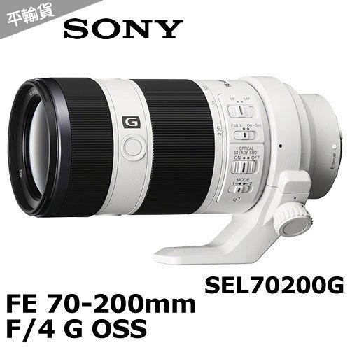 SONY FE 70~200mm F4 G OSS^(SEL70200G^)^(平輸^).