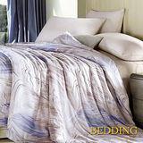 【BEDDING】賽莉娜風情 雙人加大四件式天絲兩用被床包組  60支系列100%TENCEL