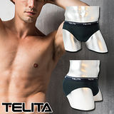 【TELITA】素色運動三角褲(2入) - 隨機出色