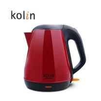 KOLIN 歌林 PK-MN1508S 1.5L 晶彩不鏽鋼快煮壺