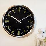 TROMSO時尚造型時鐘-極限時代款