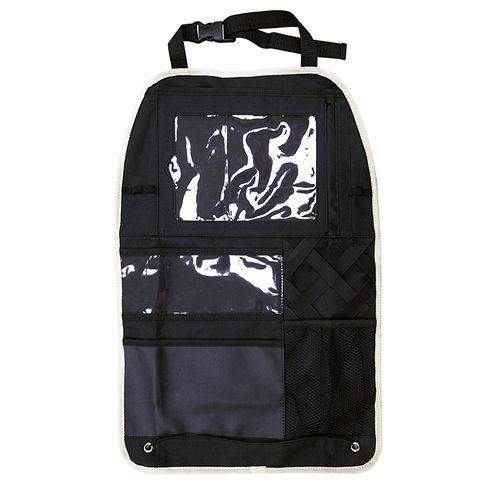 椅背iPad收納置物袋