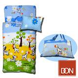 《DON 幸福斑馬》純棉兒童睡袋