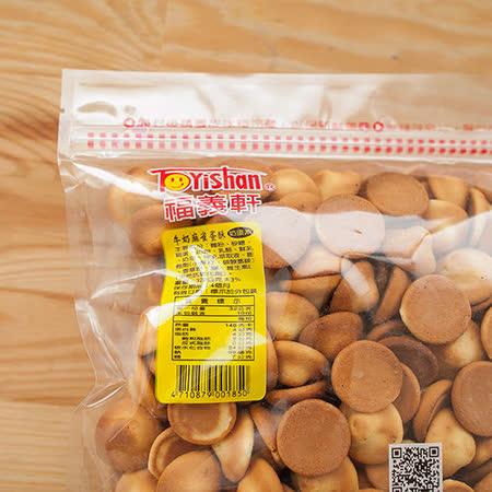 福義軒 牛奶麻雀蛋酥320g