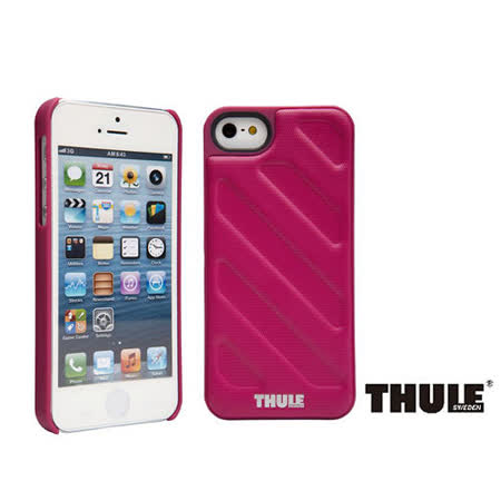 Thule 都樂Gauntlet™ iPhone® 5/5s 背蓋 TGI-105紫色