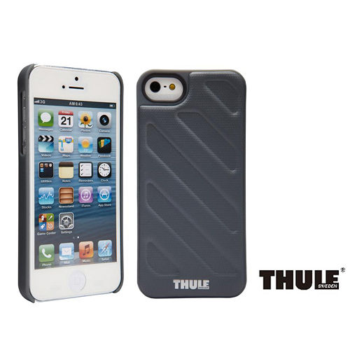Thule 都樂Gauntlet™ iPhone® 55s 背蓋 TGI~105灰色