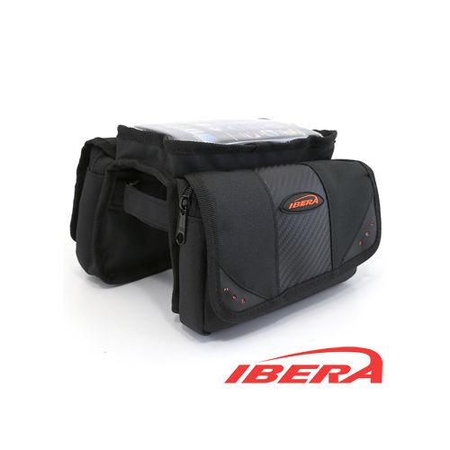 IBERA 自行車專用手機袋+上管馬鞍袋