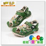 [GP]快樂童鞋-多功能護趾涼鞋-G9158B-62(淺綠色)共有四色