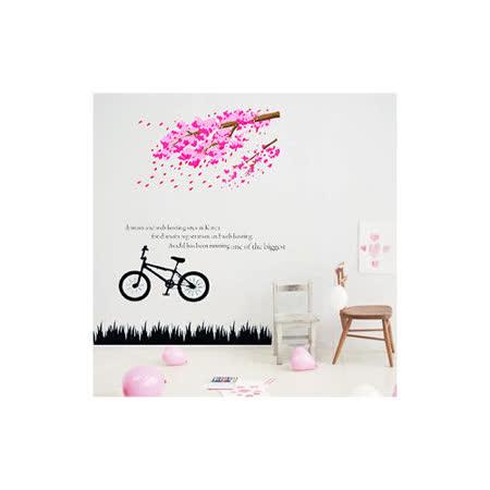 【PS Mall】可移動創意裝飾組合牆面貼紙 壁貼 (J1165) DM57-0023