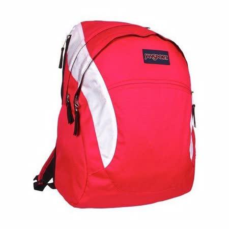 JanSport 2014時尚品味芥末粉紅色後背包【預購】