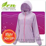 【維特 FIT】女新款 透氣吸排抗UV防曬外套_ FS2303 薰衣紫